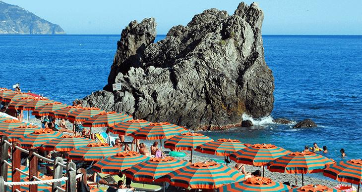 How Many Days in Cinque Terre: Monterosso Cinque Terre Italy