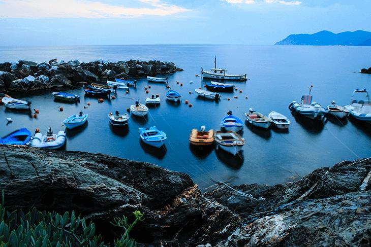 Where to Stay in Cinque Terre:  Riomaggiore