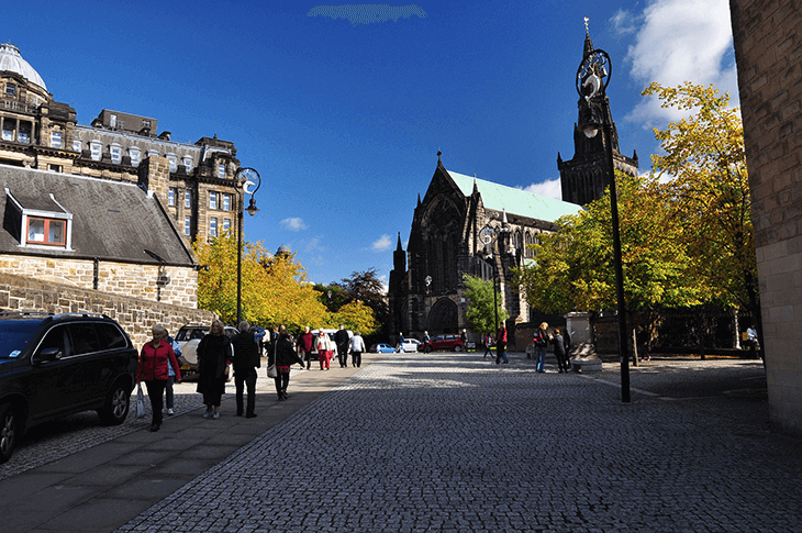 Best Time to Visit Scotland: Glasgow Scotland