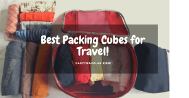 15 Best Compression Travel Cubes – Best Packing Cubes for Travel Reviews