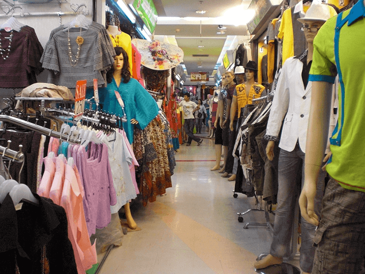 Pratunam: the best areas to stay in Bangkok for shopping
