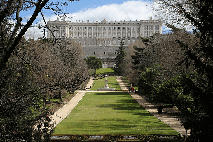Royal Palace Madrid Architecture