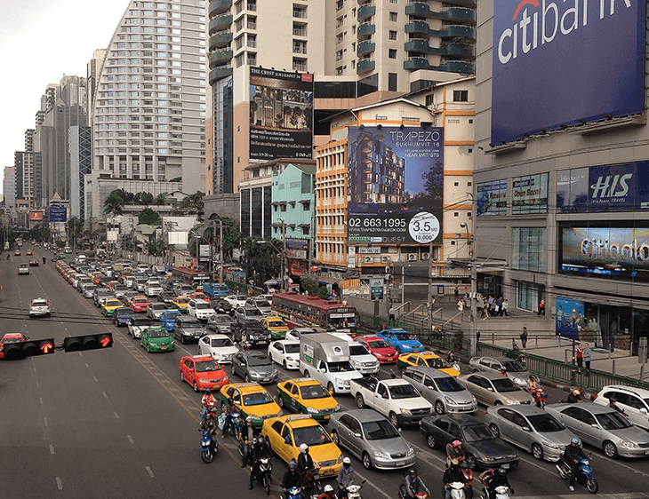 Sukhumvit: the best areas to stay in bangkok for nightlife