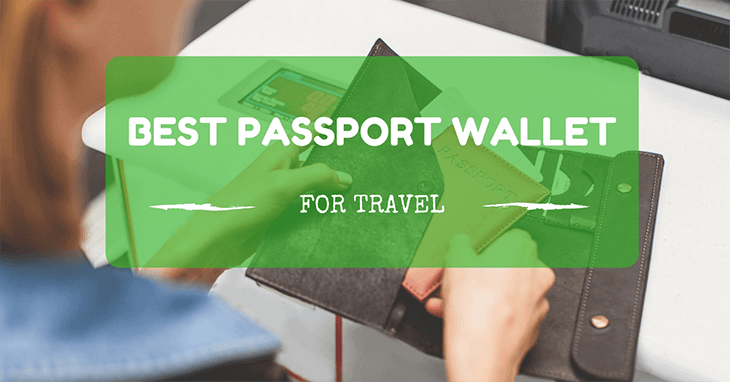 Best passport wallet for travel