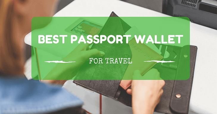 Best passport wallet for travel