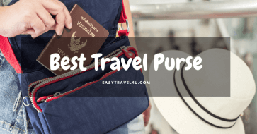 The 11 Best Travel Purse – Reviews and Top Picks
