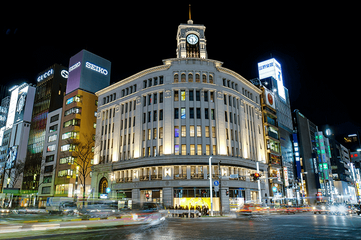 Where to Stay in Tokyo Ginza Tokyo Architecture