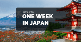 One Week in Tokyo, Japan Itinerary – Where to Stay in Tokyo Travel Guide