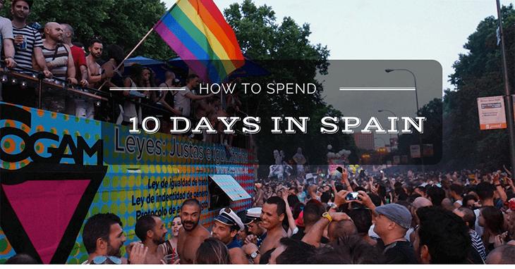 10 days in Spain