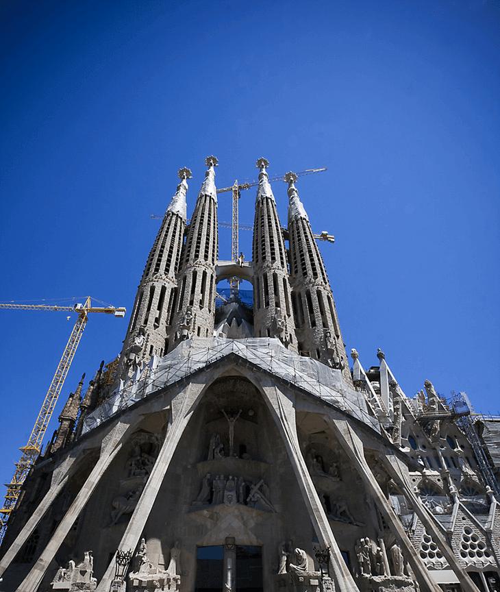 Gaudi's Magnum Opus in Spain