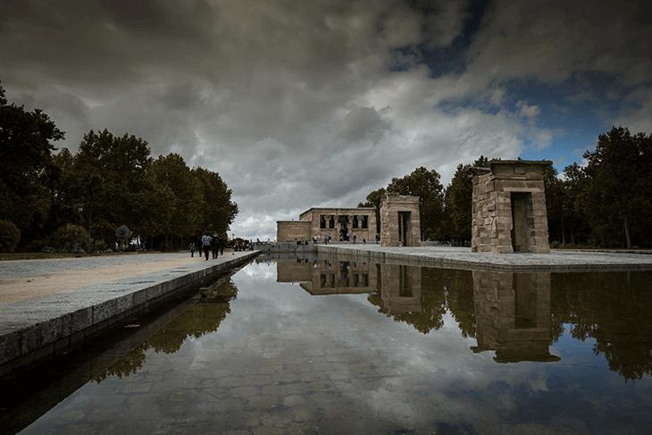 10 Days in Spain: Temple of Debod