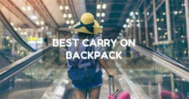 Best Carry On Backpack Reviews