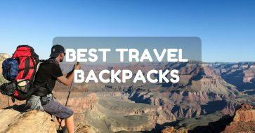 Best Travel Backpacks – 2020 Reviews and Top Picks