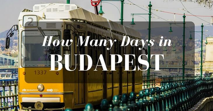 how many days in Budapest