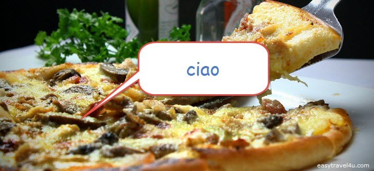 How to say Hello in Italian
