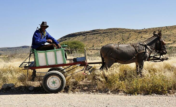 Namibia Africa - safest country in africa