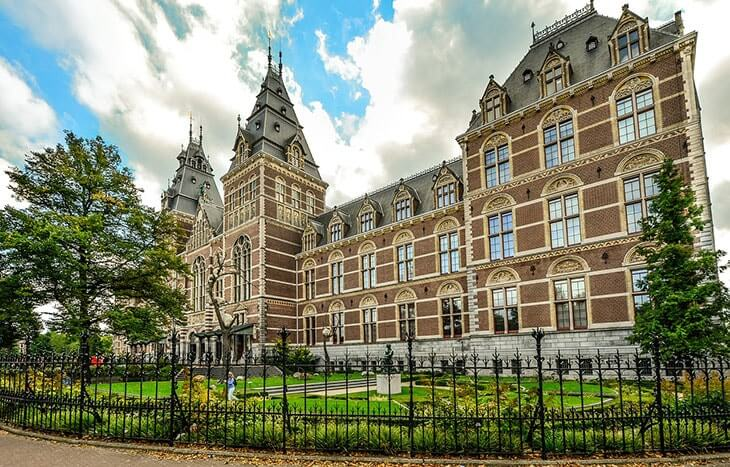 where is amsterdam: Rijksmuseum Amsterdam