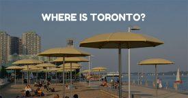 Where is Toronto?