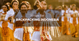 10 Tips for Backpacking Indonesia