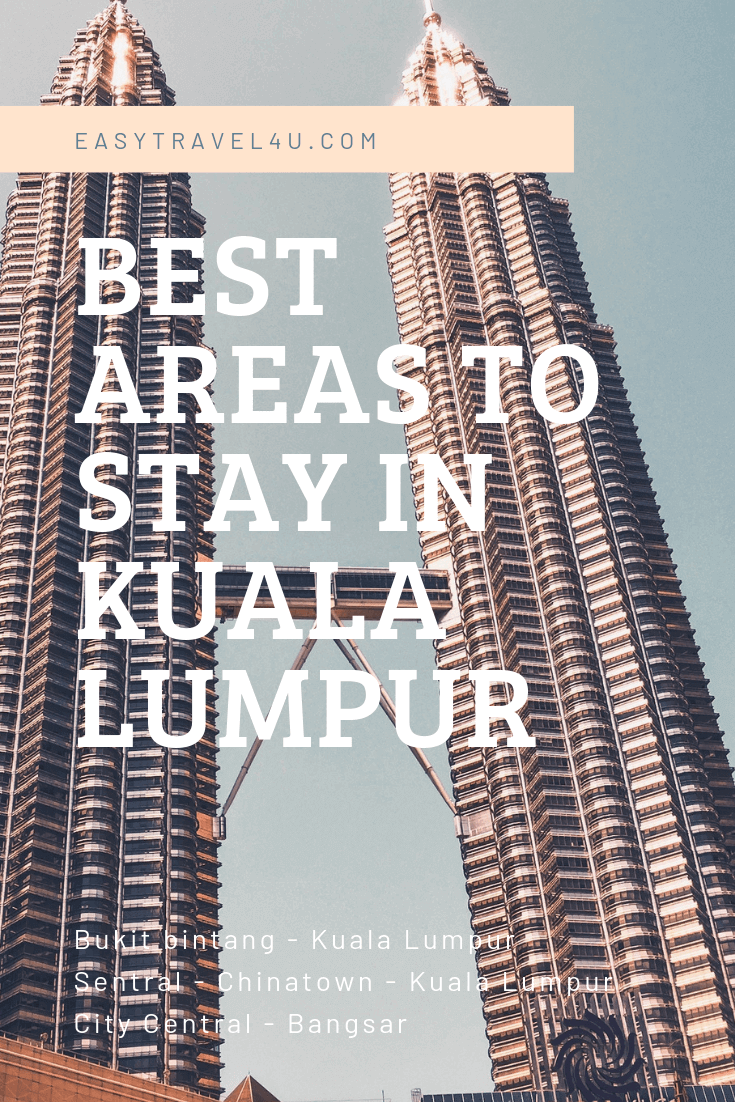 Best areas to stay in Kuala Lumpur