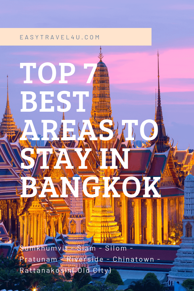 Best Areas to Stay in Bangkok