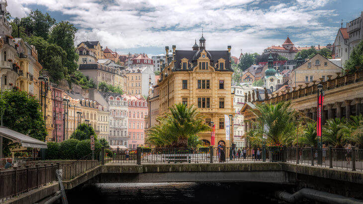 Best day trips from PragueKarlovy Vary