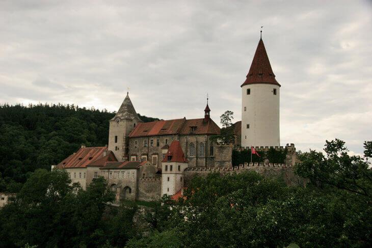 Best Day Trips From Prague Krivokla Castle