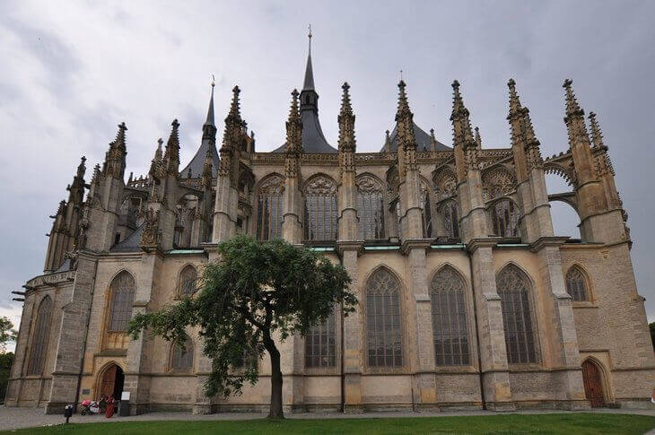 Best day trips from Prague Kutna Hora