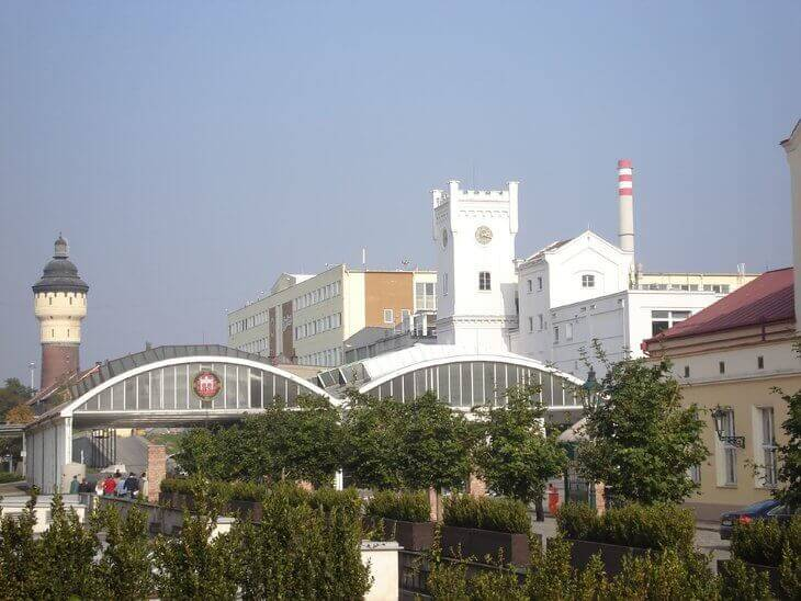 Best day trips from Prague Pilsner Urquell Brewery