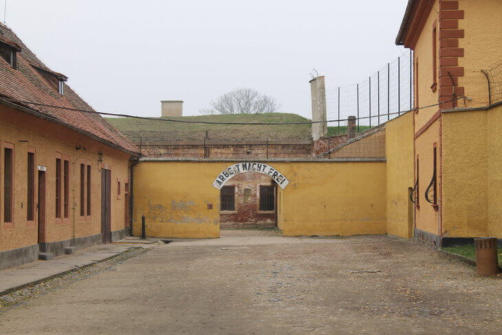 Best day trips from Prague Terezin Camp