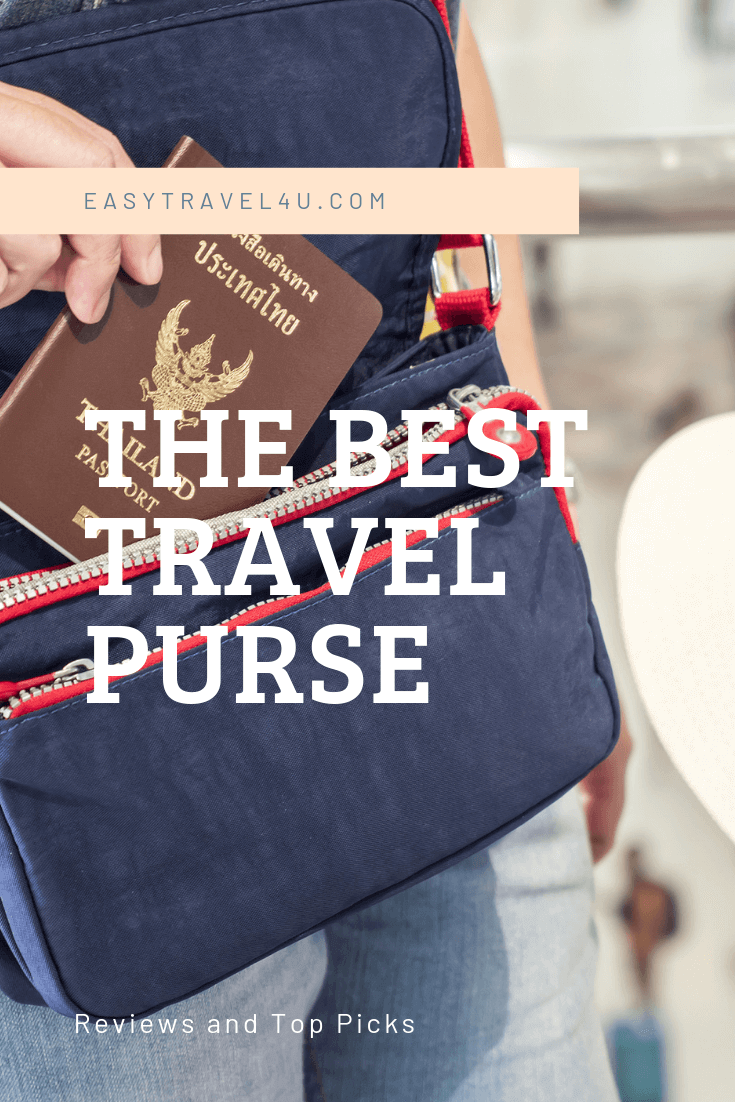the best travel purse reviews & top picks