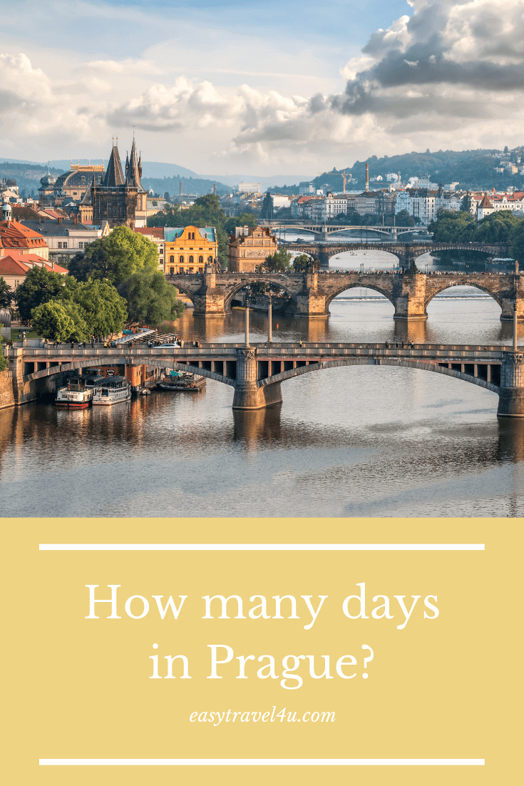 How many days in Prague