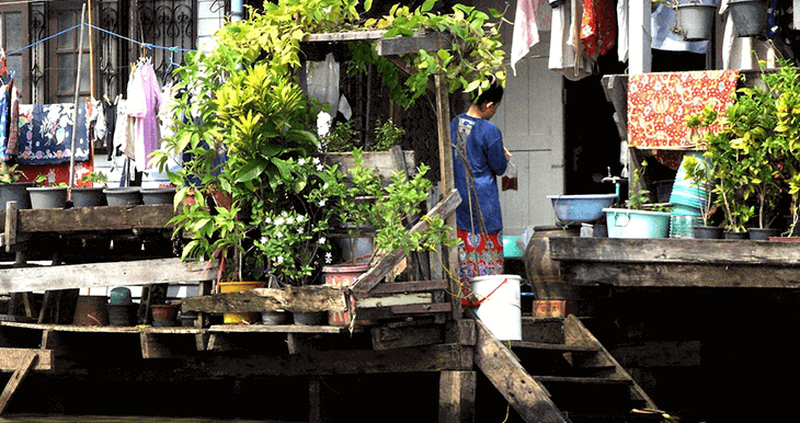 Riverside: the best area to stay in Bangkok for tourists and sightseeing
