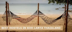 17 Best Hostels in Koh Lanta Thailand
