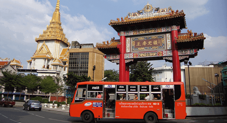 Chinatown: the best area to stay in Bangkok for backpackers and shopping