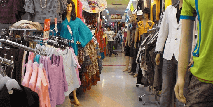 Pratunam: the best area to stay in Bangkok for shopping