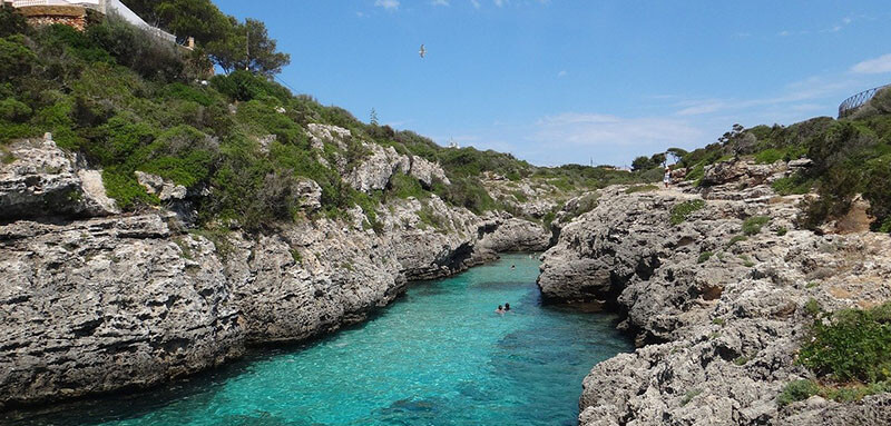 Binibeca bes place to stay in menorca for tourist