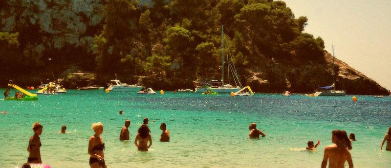 Cala Galdana Menorca best beach