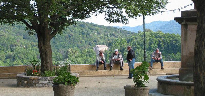 Where to Stay in Corsia for history: Castagniccia