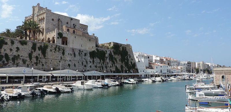Ciutadella best area to stay in menorca for culture and history