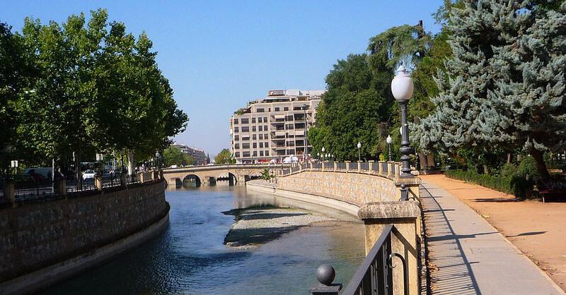 Genil - best areas to stay in Granada