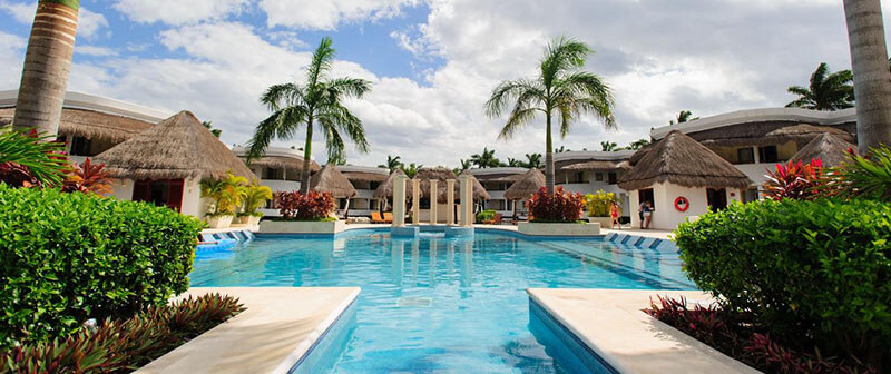 Playa del Carmen Luxury Hotels: Grand Riviera Princess - All Inclusive