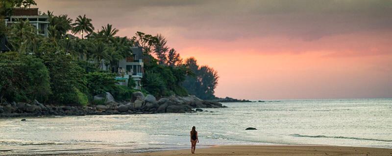 Where to stay in Phuket near central: Kamala  beach