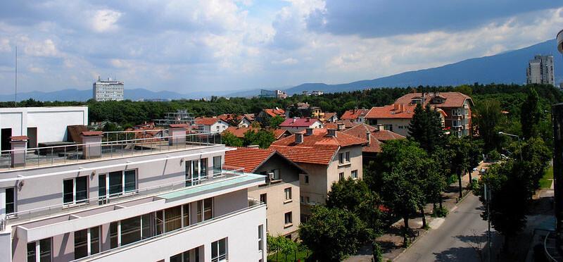 Where to Stay in Sofia Bulgaria: Lozenets
