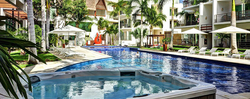Best Hotels in Playa del Carmen: Luxury Condo Boutique