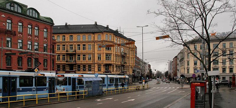 where to stay in Oslo Majorstuen Oslo