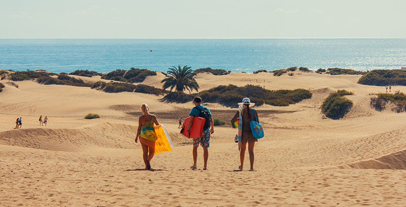Where to Stay in Gran Canaria: Maspalomas