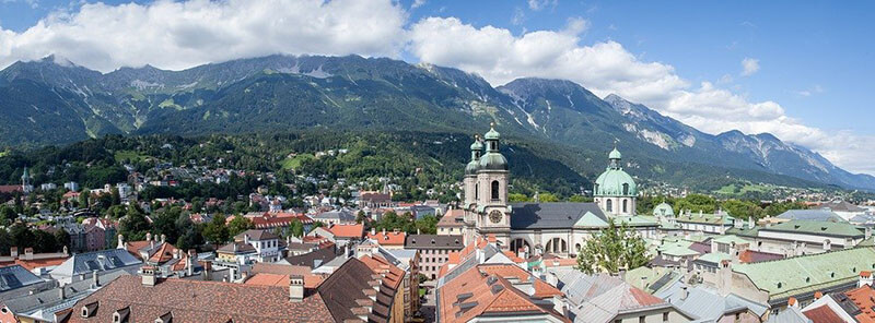 Old Town best area to stay in innsbruck austria