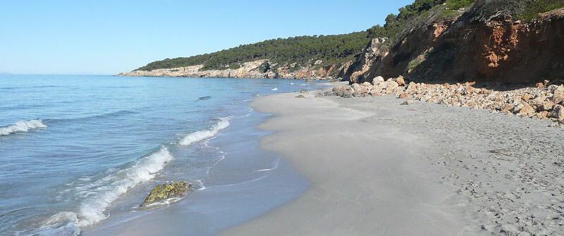 Platja De Sant Tomas beach