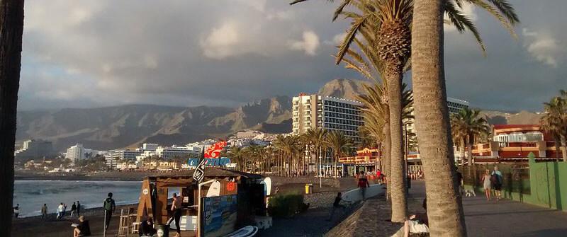Where to Stay in Tenerife for nightlife Playa de las Americas